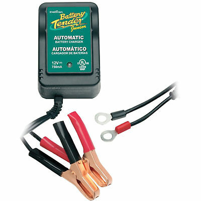 Deltran Battery Tender Jr. 12V Maintainer / Charger Tender Jr / 12 Volt / .75A