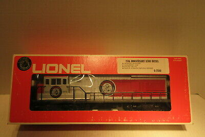 Lionel Train 6-7500 75th Anniversary U36B Diesel Engine O-Gauge
