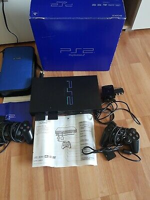 Sony PlayStation 2 (PS2) SCPH-30003 Complete Setup - Region Free / Chipped