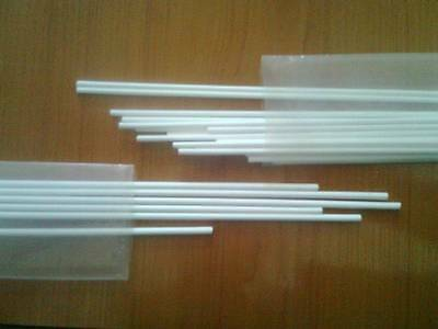 Silver ( Ag 5 % ) Solder Brazing Rods Flux Coated 10 pcs x 1.5 x 500 mm