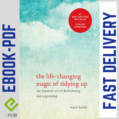 The Life-Changing Magic of Tidying Up  (E-book){PDF}