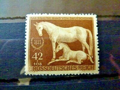 Germany Hitler Third Reich 1944 Brown Bonds 1944 MNH