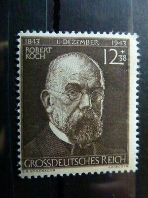 Germany Hitler Third Reich 1943 Robert Koch MNH