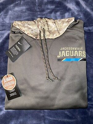 hot sale online d96ab 07a99 CINCINNATI BENGALS SALUTE to Service Therma Fit Hoodie 2018 ...