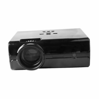 FJ- HDMI Projector Compatible Solutions 1080p Bulit-in Speakers Video Player for