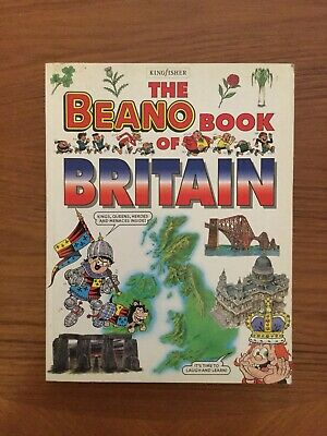 The Beano Book Of Britain
