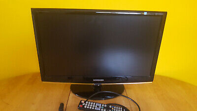 "SAMSUNG SyncMaster 2333HD 23"" LCD TV MONITOR LS23CFVK, 1080p,with  FREEVIEW"