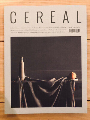 Cereal magazine issue 16 - Mint condition