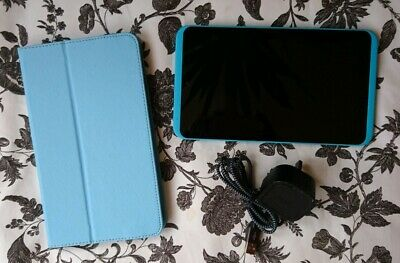 Tesco Hudl 2 16GB, Wi-Fi The Tropical Turquoise One VGC!