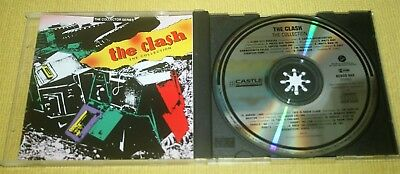 The Clash The Collection 20 Track CD 1991 Australia only CD White Riot Ect