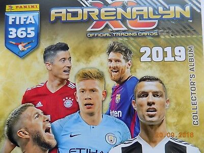 Panini FIFA 365 Adrenalyn XL 2019 - Specials-Trio's/Club & Country/World Cup etc