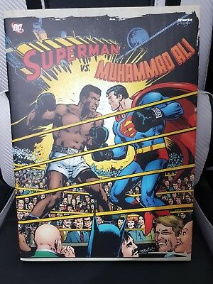 Superman Vs Muhammad Ali - Comics Edition Collector / Prestige / Coffret - Fr