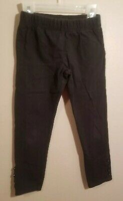 Old Navy Toddler Girls Black Leggings Size 4T