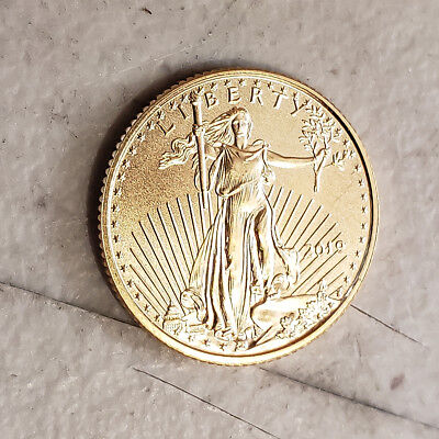 2019 1/10 oz Gold American Eagle $5 Coin Brilliant Uncirculated B