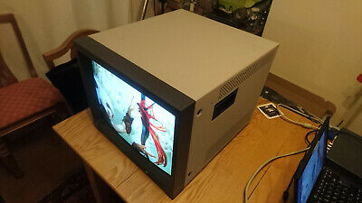 "JVC TM-H1900G 19"" 750TVL CRT Professional Video Monitor S-Video 16:9 and 4:3 PVM"