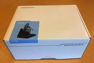 Plantronics CS530 Over-the-Ear Monaural Wireless DECT Headset System