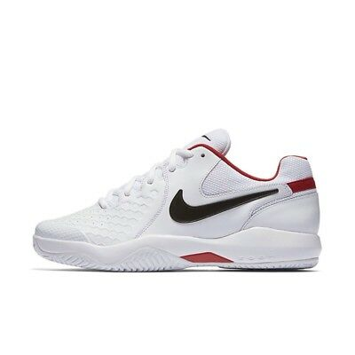 pretty nice 30d06 d5747 Mens Nike Air Zoom Resistance Sz UK 11 White University Red Black 918194-