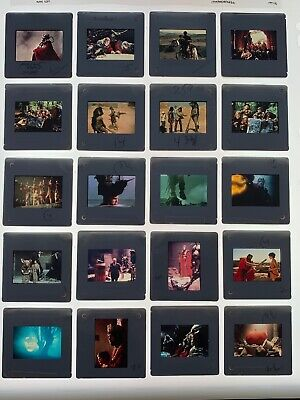 20 Time Bandits Movie 35mm Photo Slide Transparencies Vintage Lot #2