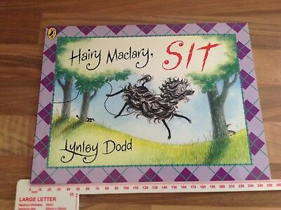 Lynsey Dodd Hairy Maclary children's book - Hairy Maclary Sit