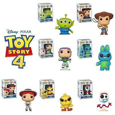 *IN STOCK* POP! DISNEY: Toy Story 4 Bundle (Set Of 7)