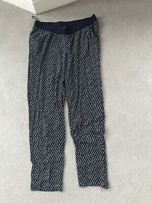 Maternity Blooming Marvellous Hareem Pants Trousers Size 14