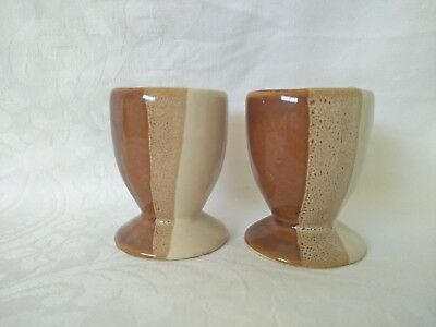 Pair  Egg Cups Made in Taiwan