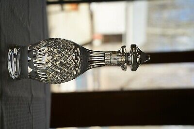 waterford crystal whine decanter 45 years old,Colleen