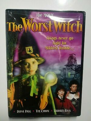 The Worst Witch (DVD, 2004) FACTORY SEALED  NEW!