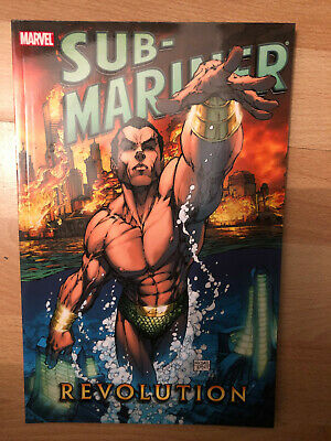 Sub-Mariner Revolution TPB Paperback Marvel Comics graphic novel wolverine venom