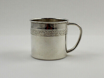 """Towle 79131 Sterling Silver Baby Cup - 2 1/4""""- No Monogram"""