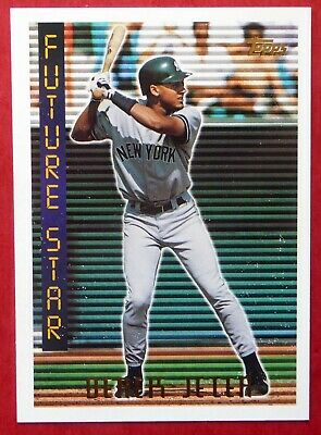 Derek Jeter 1995 Topps 199 Future Star Psa 9 Mint Rookie