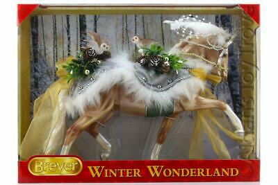 Breyer Winter Wonderland 700120  NEW 2017 Traditional Holiday Christmas Horse LE