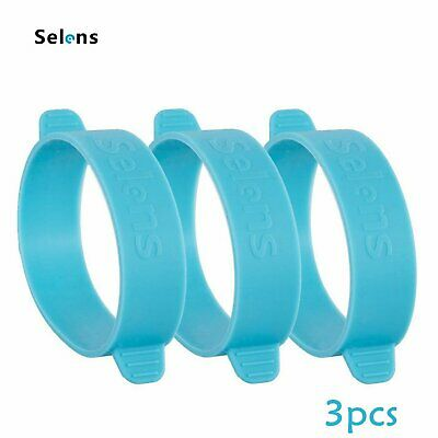 Universal Selens Rubber Band for Flash Speedlight Color Gels Filter Canon Nikon