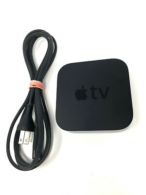 Apple TV 3rd Generation 1080p A1469 Smart Media Streaming Player - No Remote