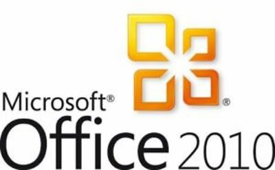 Microsoft  Office Professional 2010 32/64-Bit 1 PC Only