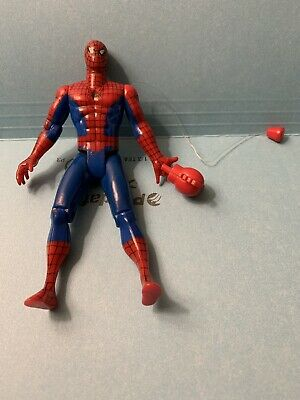 1992 Marvel Super Heroes multi-jointed Spider-Man - Toy Biz Rare