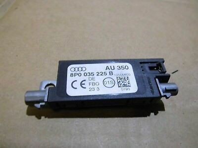 Audi A3 8P Radio Aerial Amplifier Booster 8P0035225B 2004 >