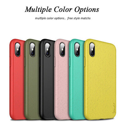 For Apple iPhone X/Xs/Xs Max/XR Case Ipaky Slim Back Cover