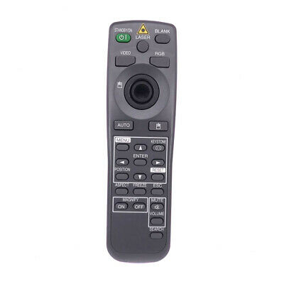 Remote Control for Hitachi CP-X206 Projector with Laser Pointer