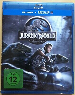 Jurassic World | 2015 | Chris Pratt | Blu-ray