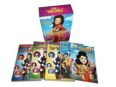 THE NANNY The Complete Series DVD Collection (19 Disc) Season 1-6