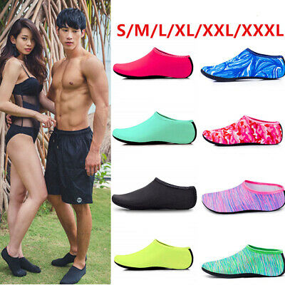Unisex Shoes Summer Surf Mens Womens Water Skin Socks Slip On Sea Wet Beach Swim