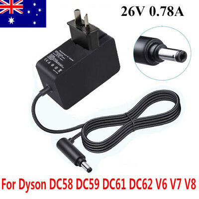 For Dyson Cordless V6 V7 V8 Animal Absolute Power Adapter Battery Charger FAST