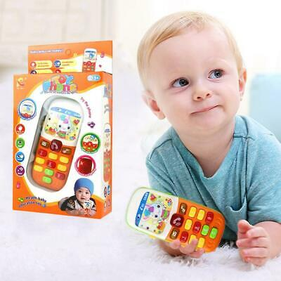Electronic Toy Phone Educational Learning  0-3 Years Kid