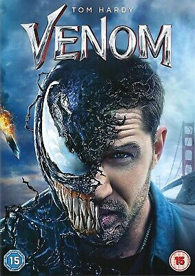 Venom DVD - Region 2 UK - Used Excellent - Free delivery