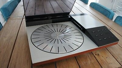 Bang and Olufsen BEOGRAM 6002 with MMC3! Tournedisque/Turntable/Plattenspieler