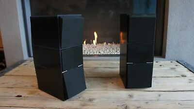 Refurbished B&O BANG AND OLUFSEN BEOVOX CX 100 3-way SPEAKERS BLACK