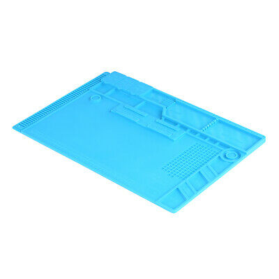 Heat Insulation Silicone Mat for BGA Soldering Repair Solder Station Pad T3Z3
