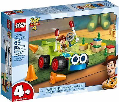 Lego 10766 Woody & RC Toy Story 4