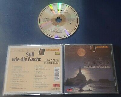 JAMES LAST - still wie die nacht - CD ALBUM 1988